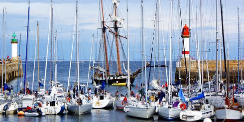 bateau golfe du Morbihan